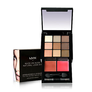 NYX-Nude-on-Nude-Natural-look-kit-Eyeshadows-Lip-Palette