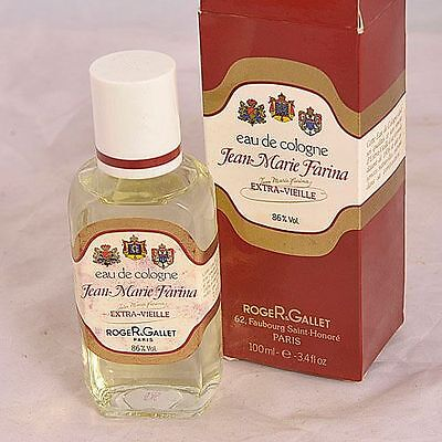 Roger Gallet Marie Farina 200ml Cologne Extra Vieille