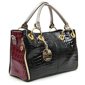 Luxury womens Tote/Shoulder/Evening Hand Bag(#1957)