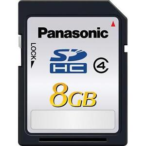 Panasonic-8GB-Class-4-High-Speed-SD-SDHC-Memory-Card-RP-SDP08GU1K