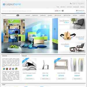 Deluxe Ecommerce Website, Online Store / Shop, Shopping Cart for your Business