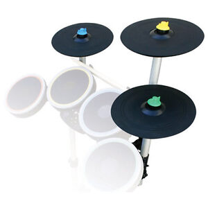 NEW-Universal-Rock-Band-3-Pro-Cymbals-Expansion-Kit