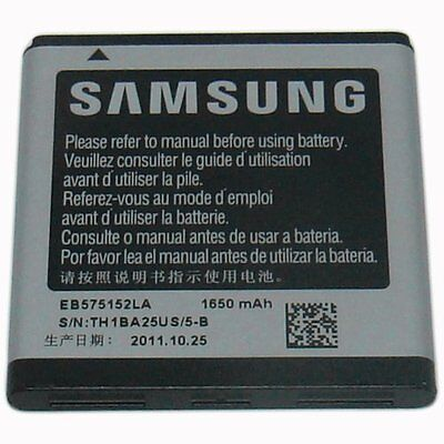 Samsung Gb/t18287-2000 Cell Phone 3.7v Li-ion Battery 165...