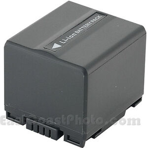 Synergy Battery for Panasonic PV-GS19 Camcorder Replaces CGA-DU14U Battery