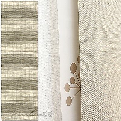 ikea anno sanela beige panel curtain kvartal rail new ebay. Black Bedroom Furniture Sets. Home Design Ideas