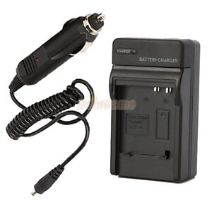 For Panasonic CGA-S008 Lumix DMC-FS3 Battery Charger