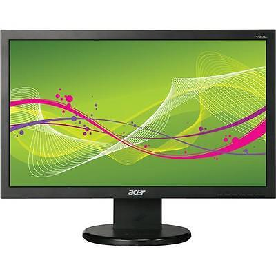 "Acer 23"" LED Widescreen Monitor VGA DVI-D 