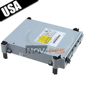 DVD-Drive-Disc-Disk-Kit-for-Xbox360-Xbox-360-Lite-On-Dg-16d2s-Philips-replace