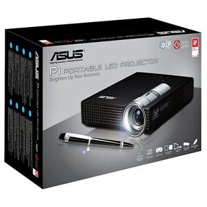 Asus p1 portable ultra light led hd dlp p1led pico for Hd pico projector