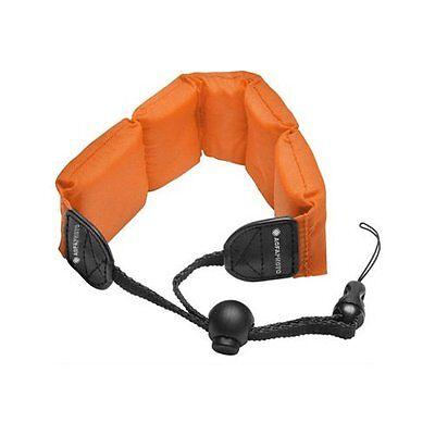 Agfaphoto Floating Strap (orange) For Fujifilm Finepix Xp50 Xp100 Xp150