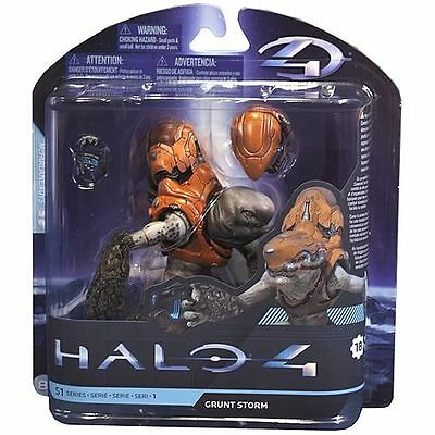 Halo 4 Grunt Storm! - New McFarlane Action Figure! on Rummage