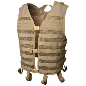CONDOR-MHV-MOLLE-Modular-Tactical-Nylon-Mesh-Hydration-Vest-COYOTE-TAN