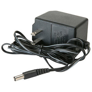 New-AC-DC-Adapter-Power-Supply-Wall-plug-in-120-VAC-to-9-Volt-DC-300mA-9VDC-LEDS