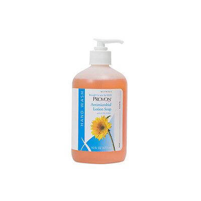 Provon Antimicrobial Lotion Soap - NEW GOJO 4303-12 PROVON 16 OZ ANTIMICROBIAL LOTION SOAP W/ 0.3% PCMX SQUEEZE BTL