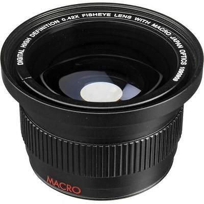 Digital Hd Super Fisheye Lens With W/macro For Sony Hdr-pj760v Sony Hdr-pj710v