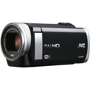 New-JVC-GZ-EX210BUS-1080p-3-LCD-HD-Everio-Digital-Video-Camera-Black-Noir