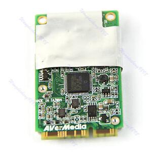 Avermedia-A301-Mini-PCI-E-Hybird-Analog-Digital-DVB-T-HDTV-TV-FM-Tuner-Card