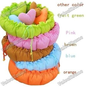 Big-Pet-Puppy-Dog-Cat-Soft-Pet-Bed-Sleeping-Bag-Warm-Cushion-Heart-Pillow-5color