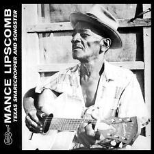 Mance Lipscomb - Texas Sharecropper And Songster LP REISSUE NEW + MP3 ARHOOLIE