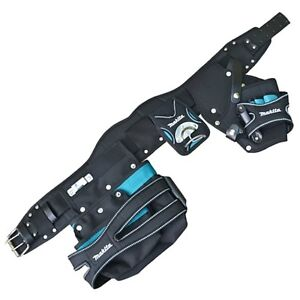MAKITA-66058B-Special-Edition-Belt-Set-Black-Blue-NEW