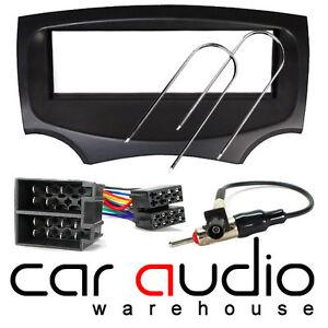 ford ka black 2009 car stereo radio fascia facia panel. Black Bedroom Furniture Sets. Home Design Ideas