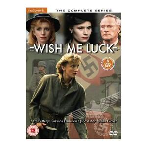 Wish Me Luck: The Complete Series - DVD NEW & SEALED (6 Disks) - Jane Asher
