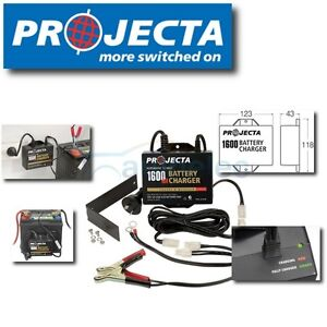 PROJECTA-CHARGE-MAINTAIN-AC250B-BATTERY-TRICKLE-CHARGER-12V-12-VOLT-AC250-NEW