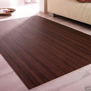 Mantel de bamb massive fb mocha 17mm tiras alfombra - Alfombras de bambu a medida ...