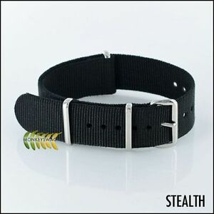 G10 NATO MILITARY NYLON WATCH STRAP