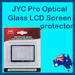 JYC Pro Optical Glass LCD Screen Protector for Nikon D5100