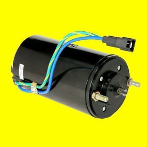 New power tilt trim motor omc johnson evinrude etk4102 ebay for Tilt trim motor not working