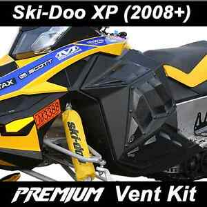 SKI-DOO-XP-2008-Proven-Design-Products-PREMIUM-Vent-Kit-FULL-6-Pc-Kit