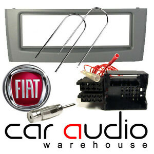 fiat grande punto 2005 car stereo radio fascia facia. Black Bedroom Furniture Sets. Home Design Ideas