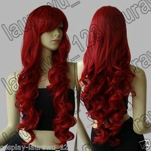 32-in-Long-Heat-Resistant-Big-Spiral-Curl-Dark-Red-Cosplay-Wig-Free-Shipping