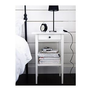 ikea nachtschrank m bel ebay. Black Bedroom Furniture Sets. Home Design Ideas