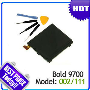 Replacement-Non-OEM-LCD-Screen-Display-Model-002-111-For-BlackBerry-Bold-9700