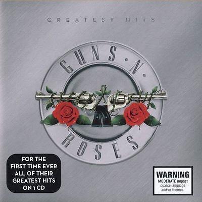 GUNS 'N ROSES Greatest Hits CD BRAND NEW Best (Best Brand Of Guns)