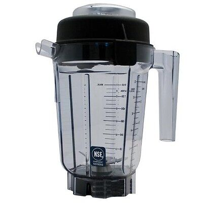Container Pitcher 32 Oz Blending Station Vita-mix 15640 Wblade Lid 26648