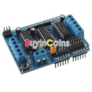 New-Motor-Drive-Shield-Expansion-Board-L293D-For-Arduino-Duemilanove-Mega-UNO-SY