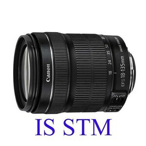 Canon-EF-S-IS-STM-18-135mm-F-3-5-5-6-Lens-Brand-New