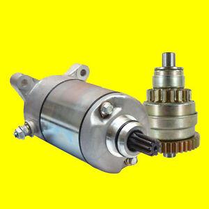 NEW-Starter-Drive-COMBO-Polaris-SPORTSMAN-335-400-450-500-ATV-1996-2012
