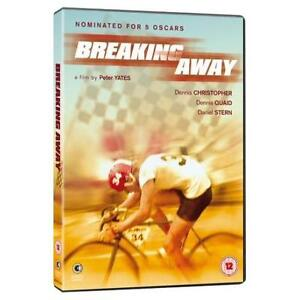 Breaking Away - DVD NEW & SEALED - Dennis Quaid  & Dennis Christopher