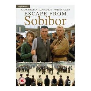 Escape From Sobibor - DVD NEW & SEALED