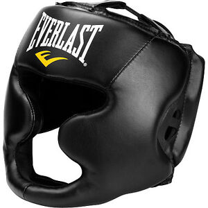 EVERLAST MMA HEADGEAR-LARGE-head training boxing gear