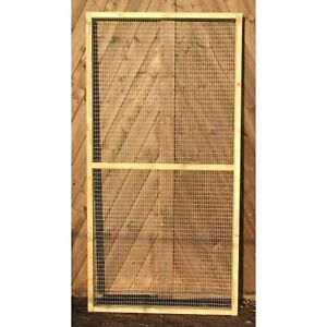 6ft X 3ft Aviary Panels Birds Guinea Pig Rabbit Chicken Run / Pen