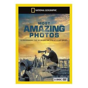 Most Amazing Photos - DVD NEW & SEALED - National Geographic