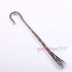 5pcs-Tibetan-Silver-Bookmarks-For-Beading-161003