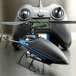 2-4G-4CH-4-Channel-2-4GHz-RC-Radio-Control-Single-Blade-Helicopter-Mini-6032