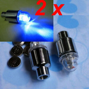 2-x-Neon-LED-Tyre-Valve-Cap-Light-Lamps-Car-Bike-Blue