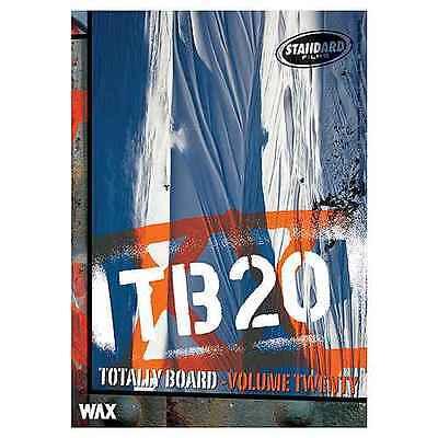 Tb20 Dvd - Totally Board Tb 20 Video Movie Snowboard Snowboarding Standard Films
